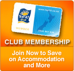 TOP 10 Club Membership